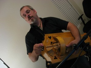 Stefan Mark Dollak on Hurdy Gurdy